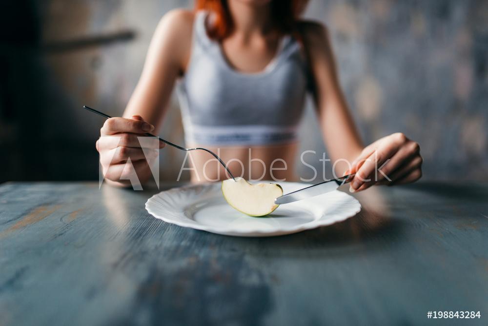 Anorexic lady should eat Bilwadi Lehya
